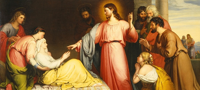Could Jesus get sick?